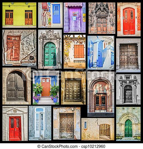 Doors of The world - csp10212960