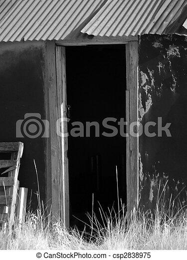 Doorway 3 - csp2838975