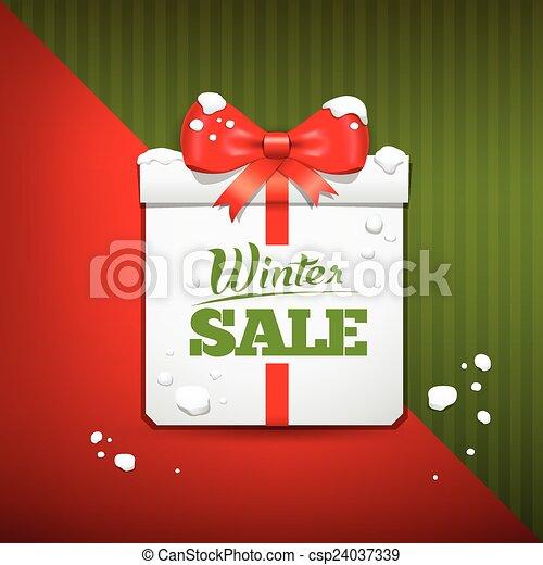 Doosje Zalige Kerst Cadeau Verkoop