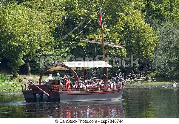 promenade bateau dordogne