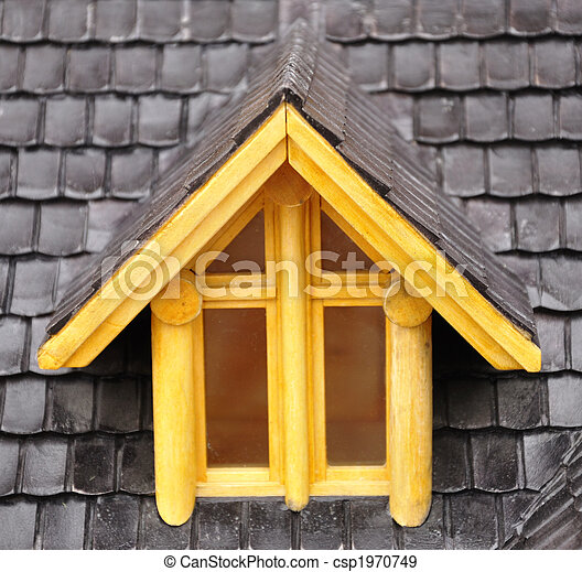 Dormer window - csp1970749