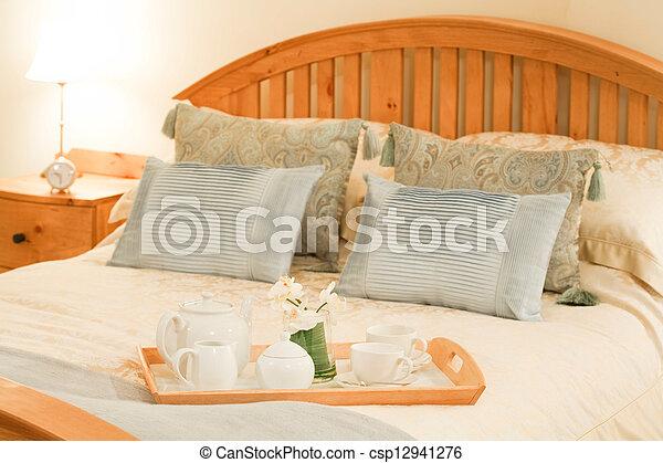 Habitación del hotel - csp12941276