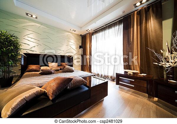Dormitorio - csp2481029