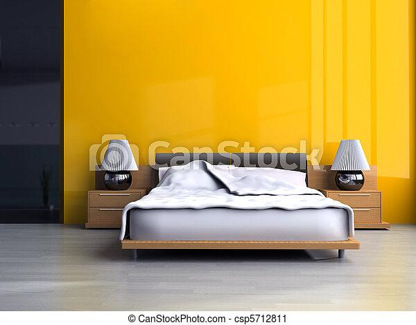 Dormitorio - csp5712811