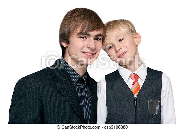 dos, hermanos - csp3106380