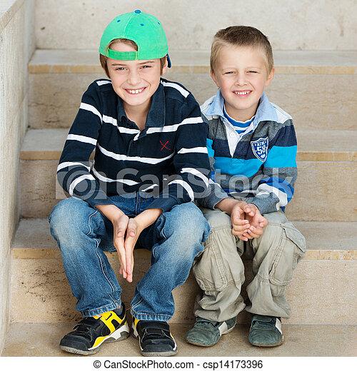 dos, hermanos - csp14173396
