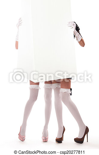 dos mujeres - csp20277811