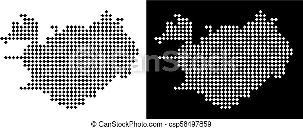 Dot Iceland Map
