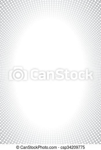 dot screen - csp34209775