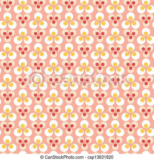 Dots pink - csp13631820