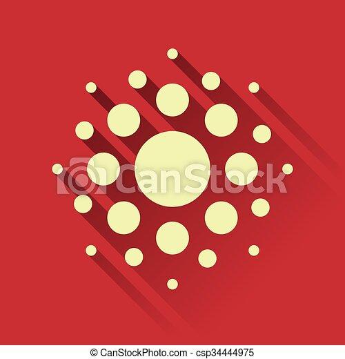 Dotted logo - csp34444975