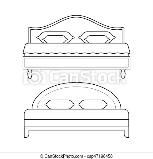 Double Beds Furniture For Bedroom