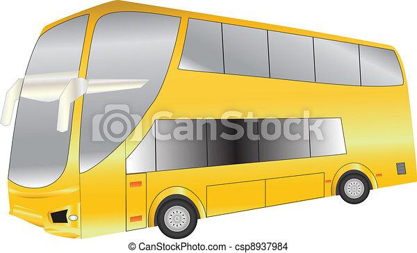 Double Deck Coach