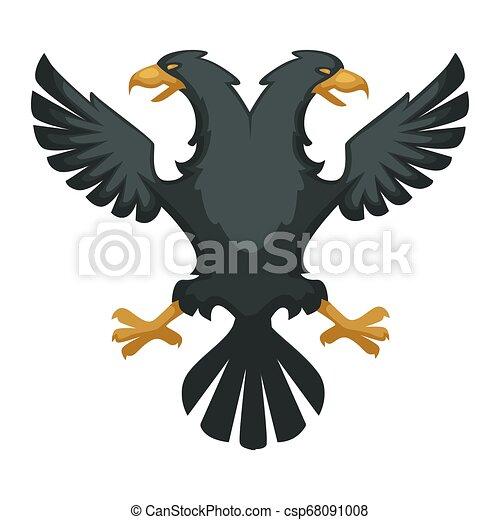 File:Heraldic Eagle 10.svg   Coat of arms, Heraldry, Art design