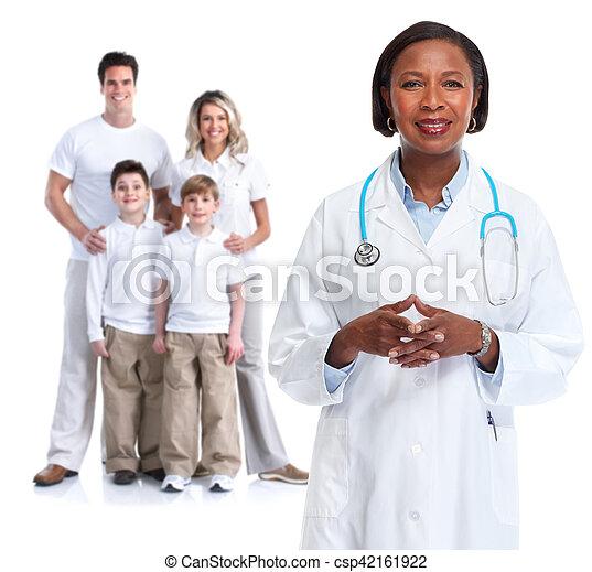 doutor., família - csp42161922
