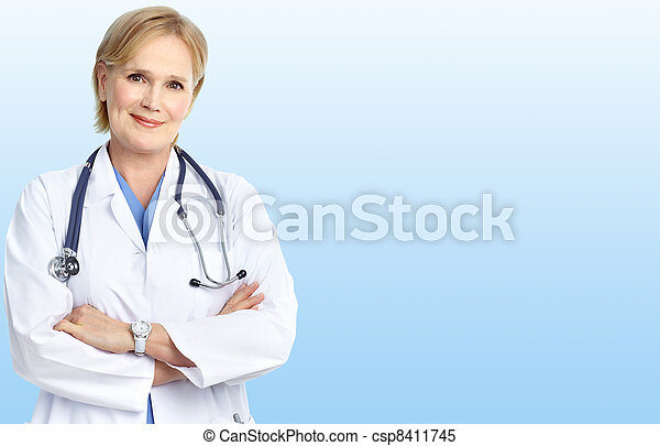 doutor., família - csp8411745