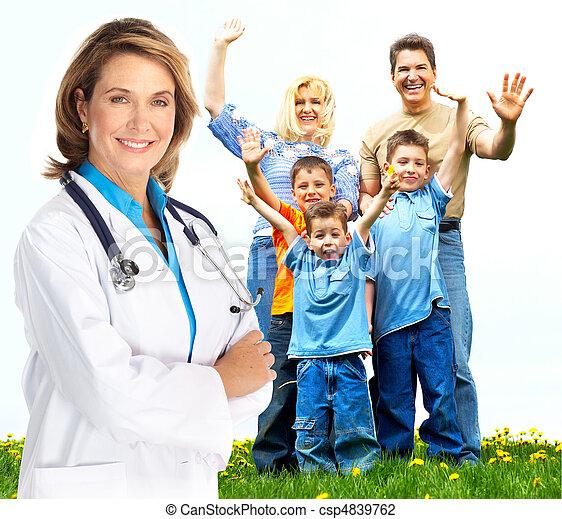 doutor familiar - csp4839762