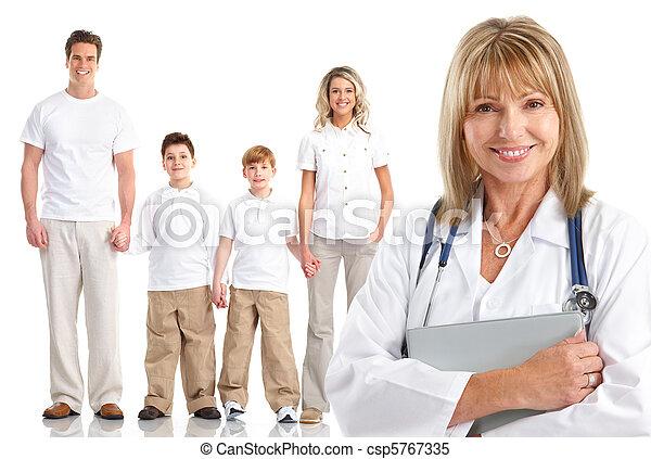 doutor familiar - csp5767335