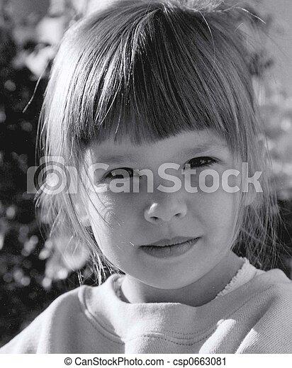doux, innocence - csp0663081
