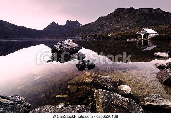 Dove Lake  - csp6520189