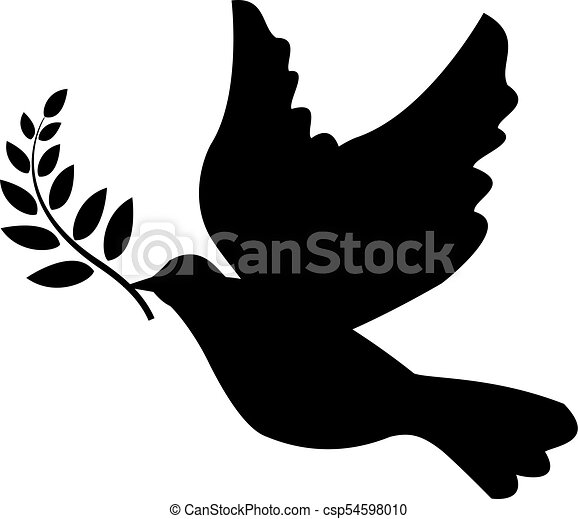 The Olive Branch Of The Pigeon Vector Material, Bird, Dove, White Dove PNG  Transparent Clipart Image and PSD File for Free Download