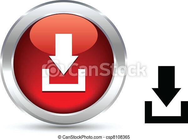 Download  button. - csp8108365