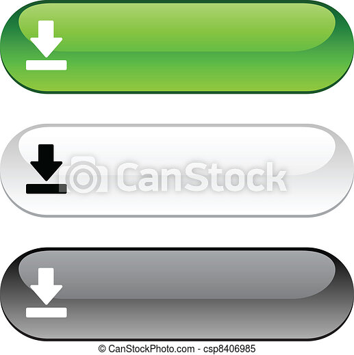 Download button. - csp8406985