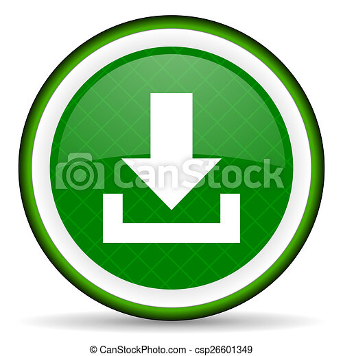download green icon - csp26601349