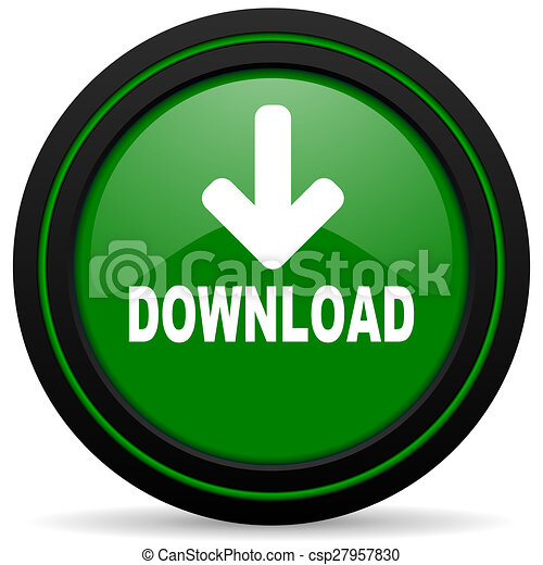 download green icon - csp27957830
