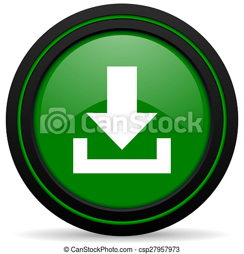 download green icon - csp27957973