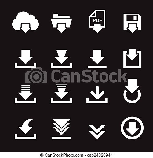 download icon - csp24320944