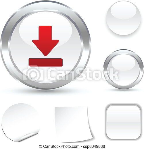 Download icon. - csp8049888