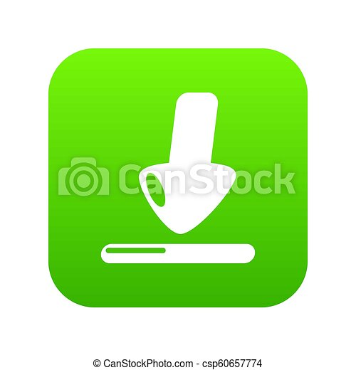 Download icon green - csp60657774