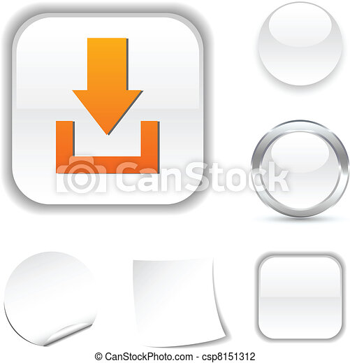 Download icon. - csp8151312