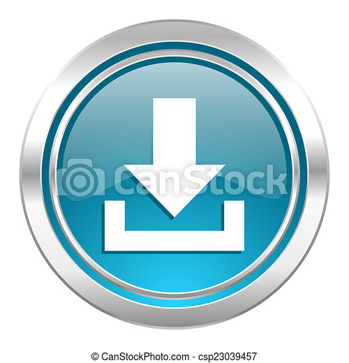 download icon - csp23039457