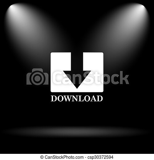 Download icon - csp30372594