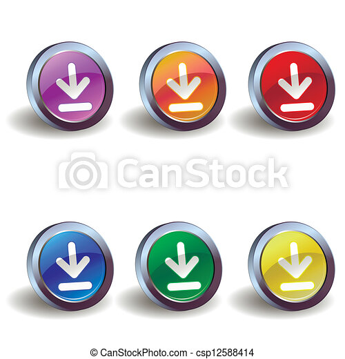 Download icon - csp12588414