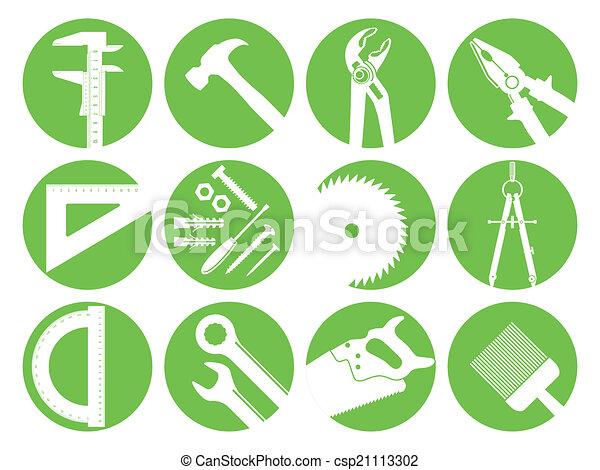 doze, ferramentas - csp21113302