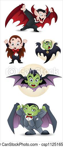 Dracula cartone animato vampiri arte vampiri dracula