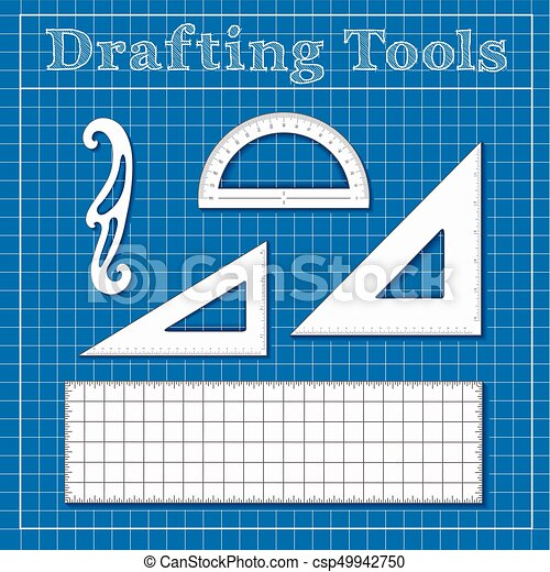 Drafting Tools for Architecture, Engineers, Science and Math