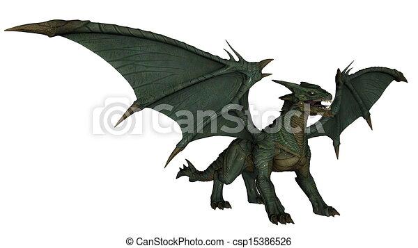 dragon  - csp15386526