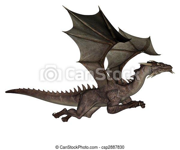Dragon - csp2887830