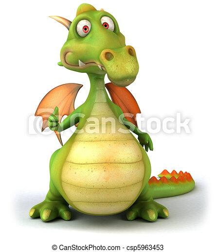 Dragon - csp5963453