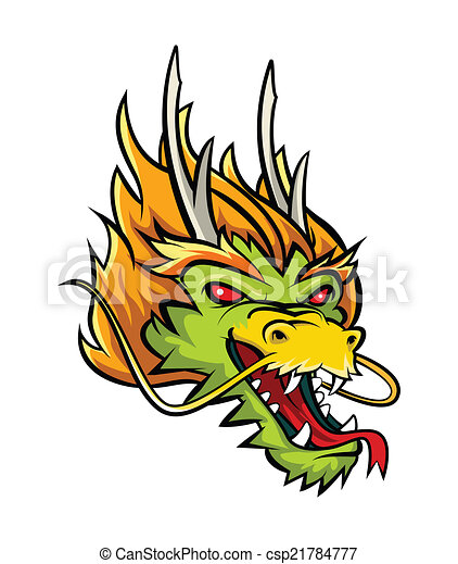 Dragon Head - csp21784777