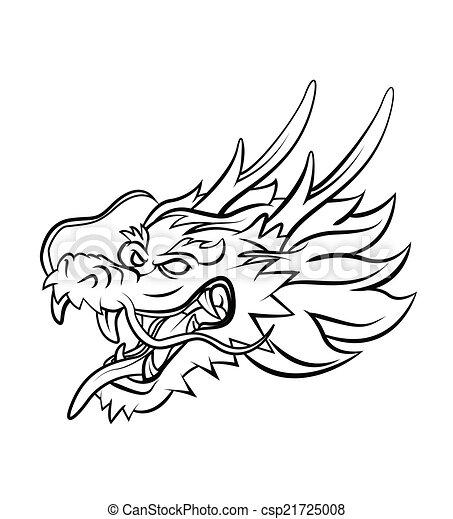 Dragon Head - csp21725008
