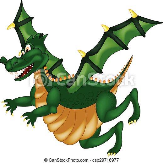 Dragon - csp29716977