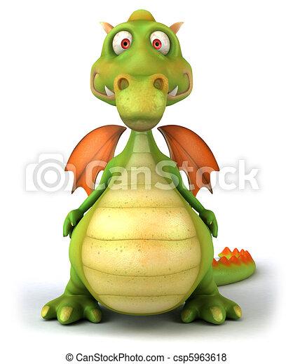 Dragon - csp5963618