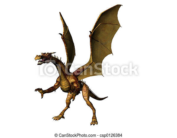 Dragon - csp0126384