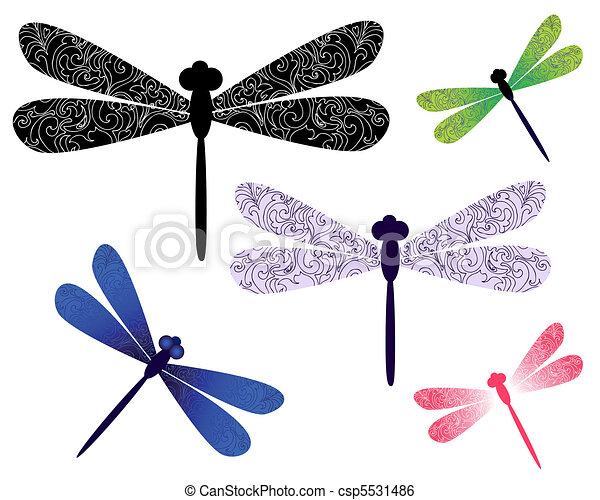 Dragonfly Stock Illustrationby Billyphoto200822 1532
