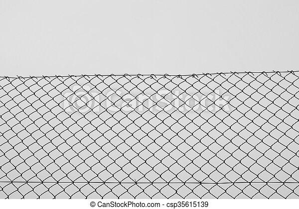 draht verbindung kette zaun netzgewebe draht kette. Black Bedroom Furniture Sets. Home Design Ideas